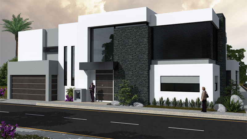 Dinorah rosas arquitectura for Casas ideas y proyectos